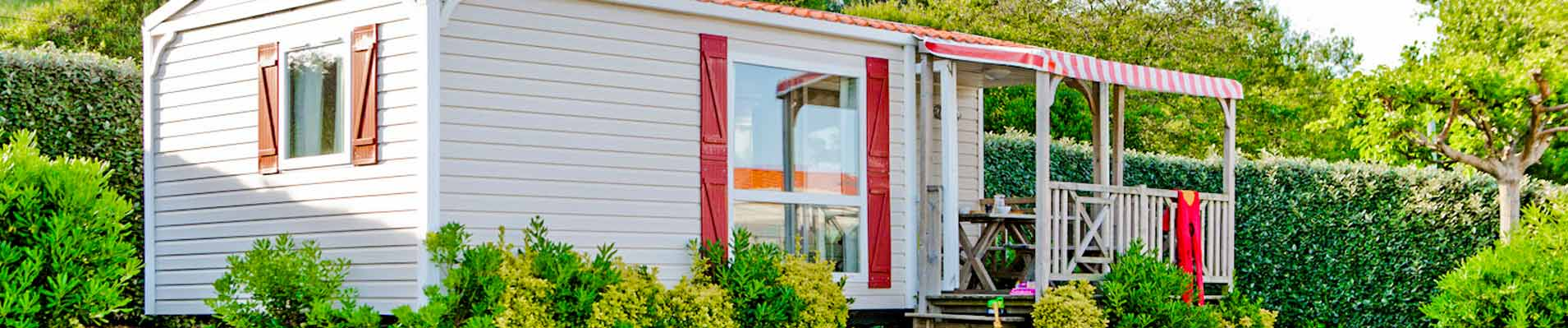 Mobile home confort Saint jean de luz