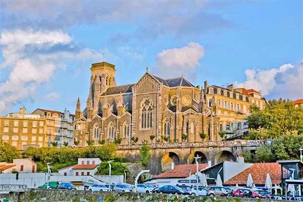 Cheap campsite Biarritz