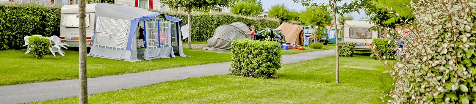 emplacement confort camping Saint-Jean-de-Luz