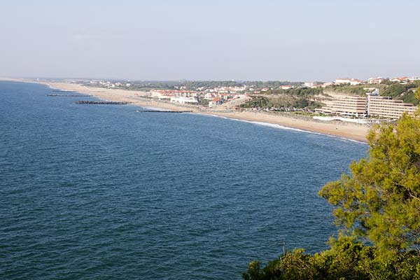 rent a campsite in Anglet