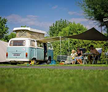 emplacement camping pays basque