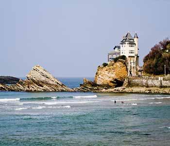 Louer chalet Biarritz