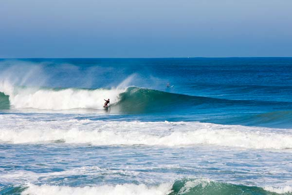 surf camping pays-basque