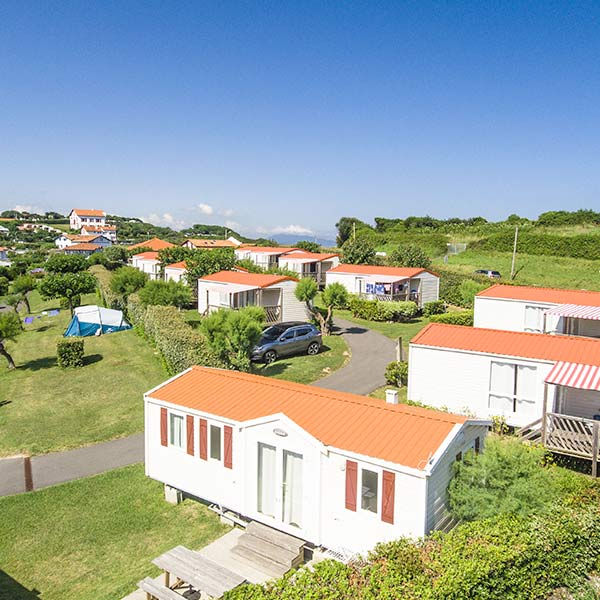 camping arcangues pas cher